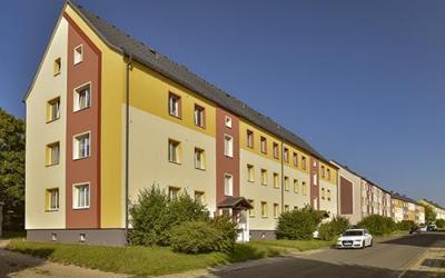 4-Zimmer Wohnung in Neuhaus am Rennweg