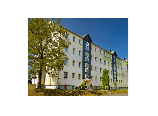2-Zimmer Wohnung in Oberweißbach